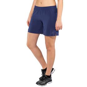 """asics 7"""" Shorts Mujer, indigo blue"""
